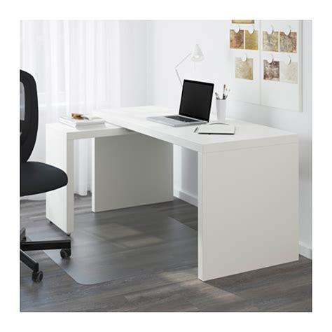 malm office desk malm desk with pull out panel white 151x65 cm ikea