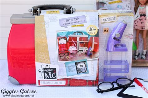 project kit project mc2 and the ultimate lab kit giggles galore
