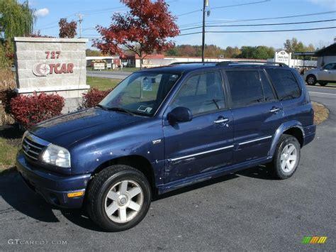 Suzuki Xl7 2003 by 2003 Catseye Blue Metallic Suzuki Xl7 Touring 4x4