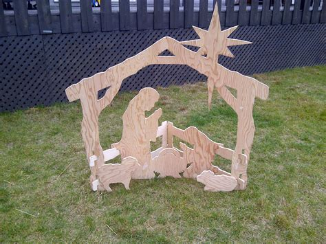 nativity silhouette woodworking patterns nativity patterns for plywood myideasbedroom