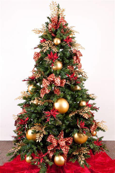 roter weihnachtsbaum christmastree18