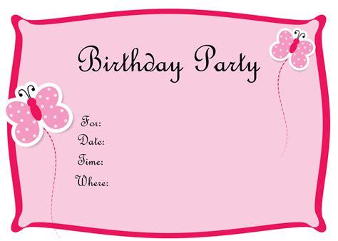 make birthday invitation card 15 happy birthday invitation cards ideas for the