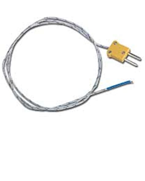 bead type thermocouple tp870 extech bead wire type k thermocouple sensor