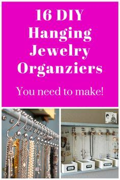 what you need to make jewelry hanging jewelry organizer on hanging jewelry