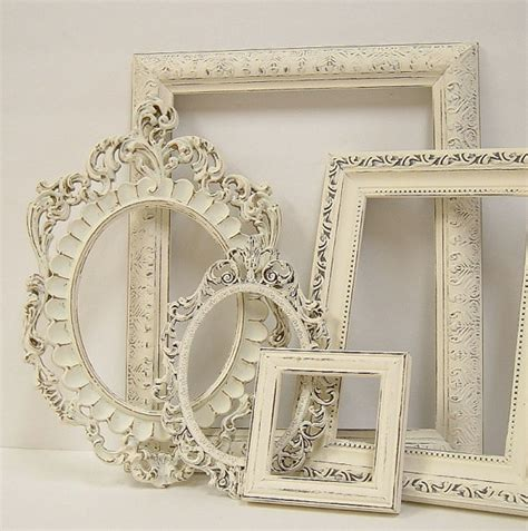 shabby chic picture frame ideas picture frames shabby chic picture frame set ornate frames