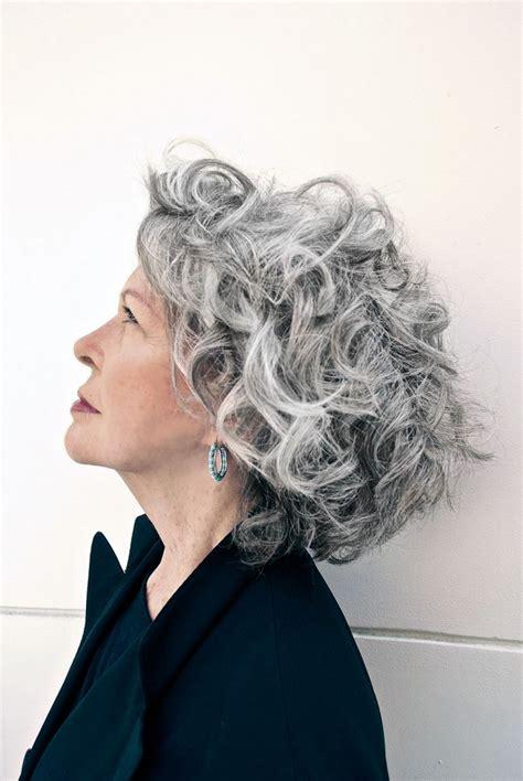 haircut for thick frizzy gray hair hair salons near me curly gray hair gray hair styles photos