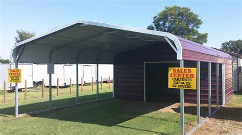 Carport Buildings by Rent To Own Storage Buildings Sheds Garages Carports