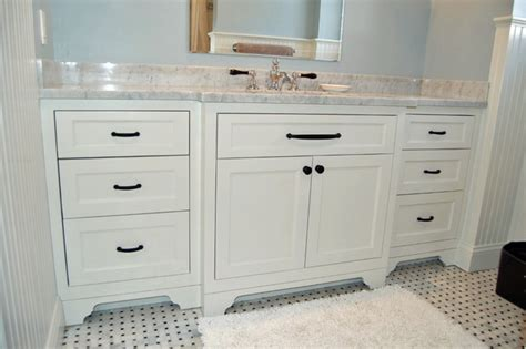 white vanities bathroom classic white vanity traditional bathroom new york