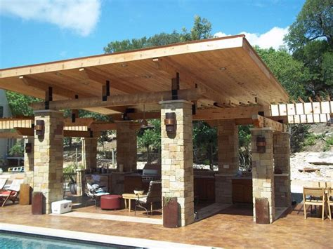 backyard wood patio cool covered patio ideas for your home homestylediary