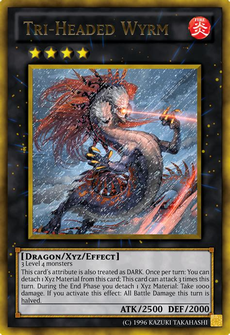 how to make a yugioh card yugioh cards dragons xyz info