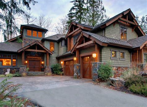 craftsman style home designs architectural designs