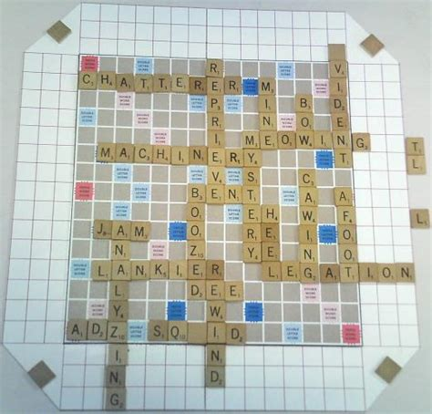 quaf scrabble scrabble boards scrabble ii world s best scrabble boards