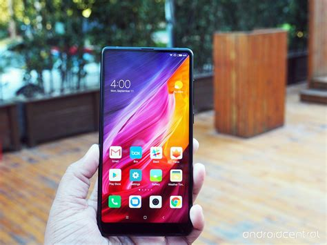 xiaomi mi mix 2 xiaomi is launching the mi mix 2 in india on october 10