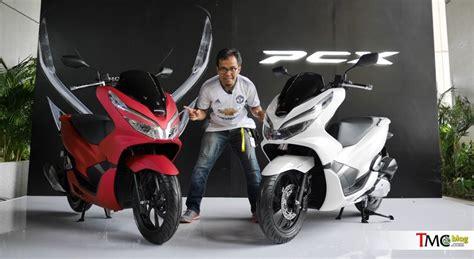 Pcx 2018 Brosur by Harga Cicilan Kredit Honda Pcx Terbaru Model 2018 Elmuha Net