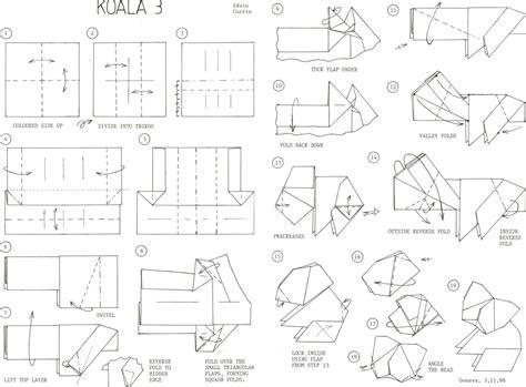 koala origami origami origami koala included origami