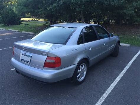 1998 Audi A4 1 8t by 1998 Audi A4 1 8t 5 Speed Awd Quattro New Jersey