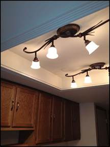 replace fluorescent light fixture in kitchen kitchen replacing kitchen fluorescent light fixtures