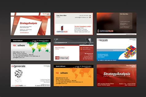 how to make visiting card sonicmedia business visiting card designer portfolio