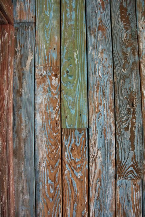 painted wooden weathered wood for the home weathered wood