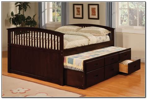 size bed trundle size bunk bed with trundle 28 images poundex f9214f