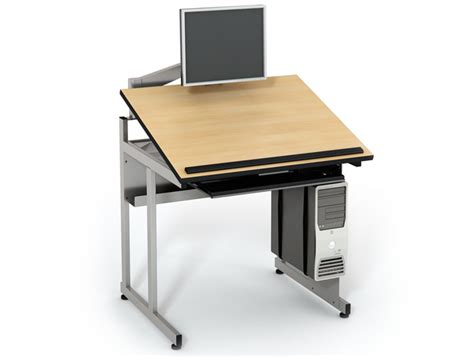 student drafting table cad drafting table computer lab tables classroom
