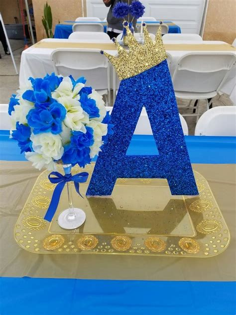 prince baby shower centerpieces prince baby shower centerpieces best 25 prince baby