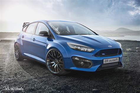 2015 Ford Focus Rs by 2015 Ford Focus Rs Ford Supercars Net
