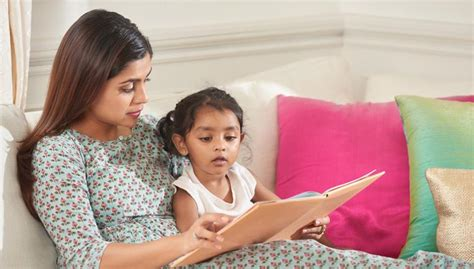 ensure you read stories to your child as it gives the