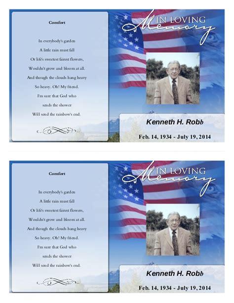 sle program sle obituary program 100 images funeral announcement