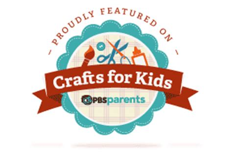 pbs crafts for crafts for pbs parents pbs