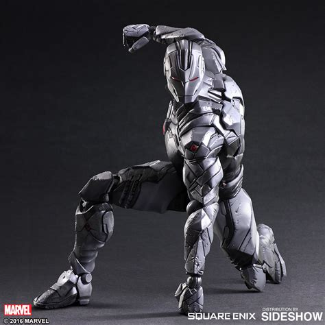 square enix marvel iron collectible figure by square enix