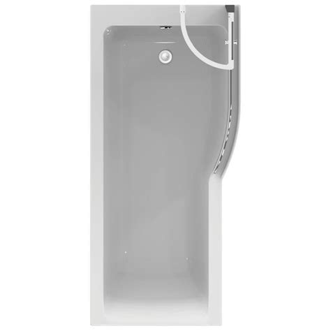 ideal standard shower bath 1700 ideal standard concept air 1700 x 800mm right