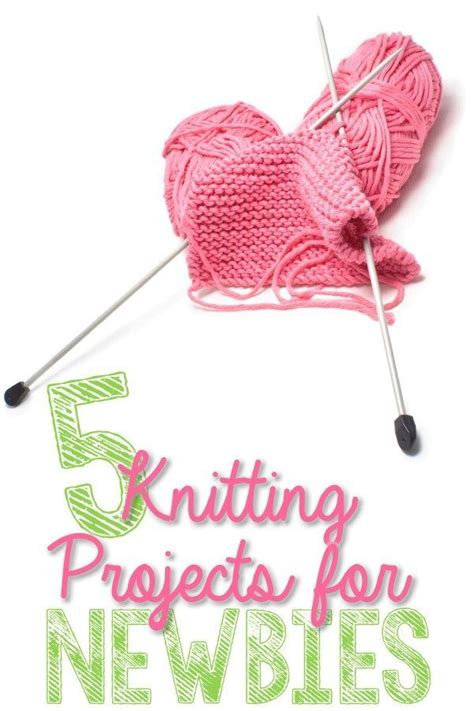 easy things to knit for beginners best 25 easy knitting projects ideas on