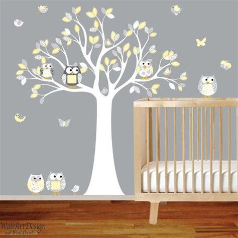 nursey wall stickers wall decals nursery nursery wall decal tree decal