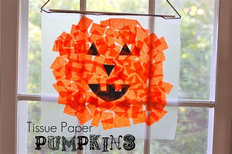 pumpkin paper crafts crafts for page 2 of 2 the creative
