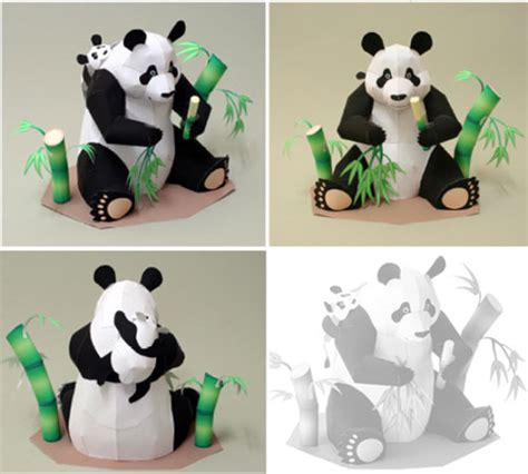 paper animal crafts animal paper crafts templates
