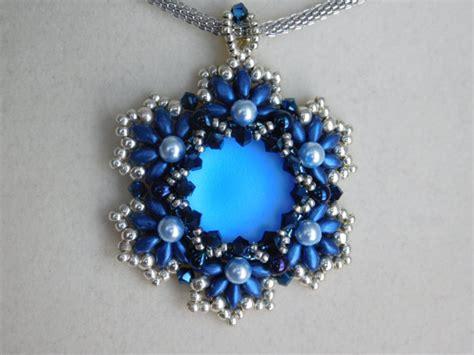 beaded pendant pattern beaded pendant pattern beading tutorial jewelry 18mm