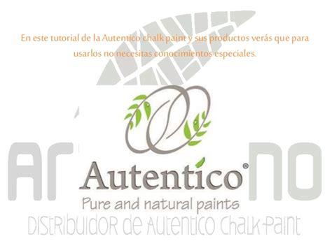 autentico chalk paint italia tutorial de uso de autentico chalk paint
