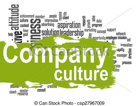 stock photo company company culture word cloud with green royalty free