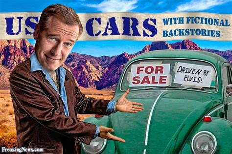 what are used for brian williams the used car salesman pictures