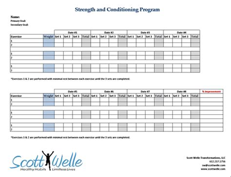 Nautilus Weight Bench by Progressive Overload In Strength Training Scott Welle