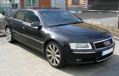 Audi A8 D3 by File Audi A8 D3 Vorfacelift Jpg Wikimedia Commons
