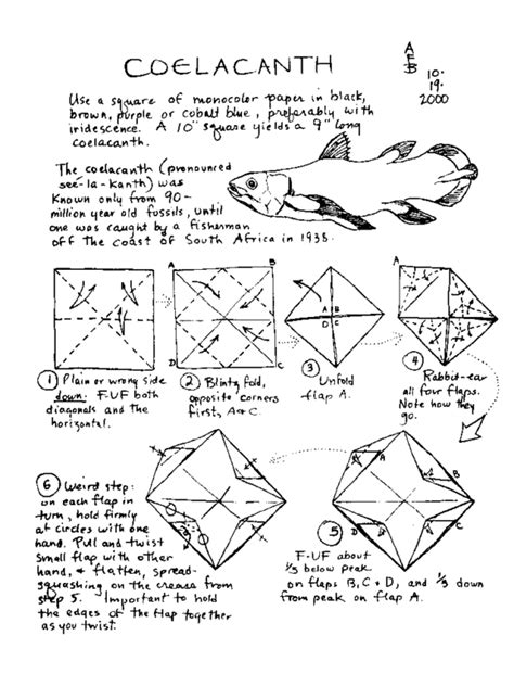origami koi diagram free coloring pages free origami diagrams 101 coloring