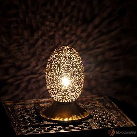 Table Lamp Serrouj :: Moroccan Arts (United Kingdom)