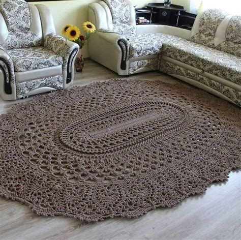 knitting rugs free patterns 25 best ideas about crochet rug patterns on