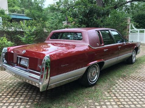 1992 Cadillac Brougham For Sale by 1992 Cadillac Brougham D Elegance Classic Cadillac