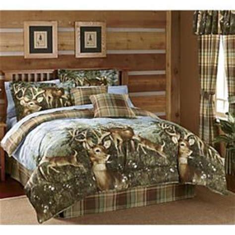 great bedding sets comforter set deer buck cabin lodge