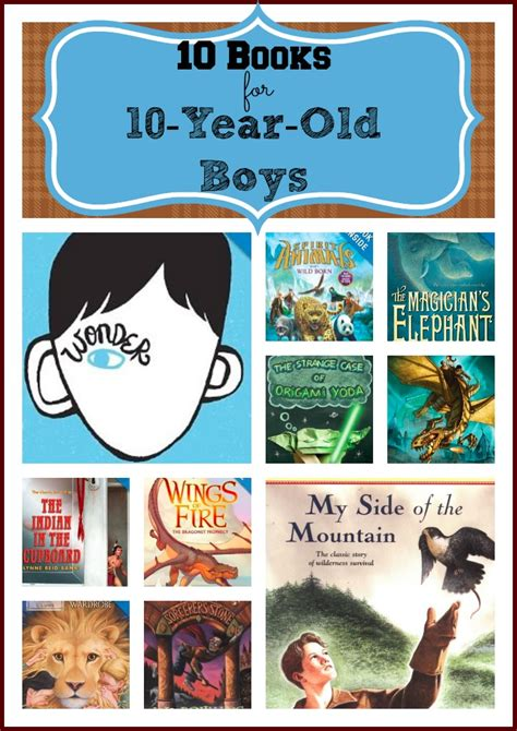 picture books for 6 year olds 10 books for 10 year boys gt great list definitely