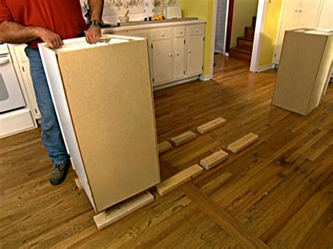 how to install kitchen island cabinets how to build an upscale kitchen island how tos diy