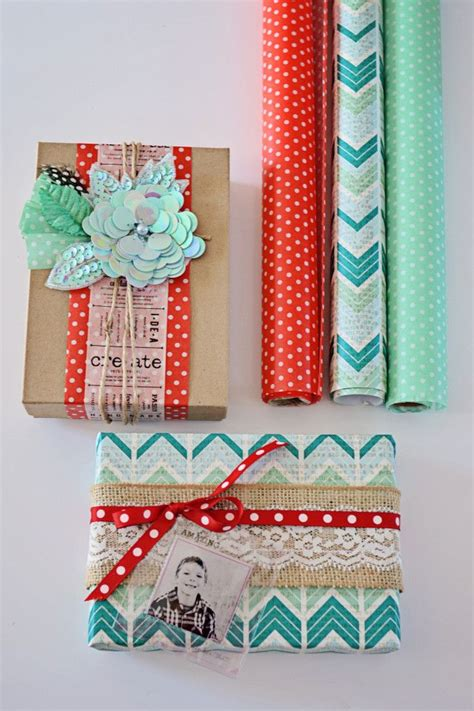 wrapping paper crafts crafts with wrapping paper